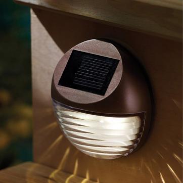 Cahaya Wall Outdoor Solar