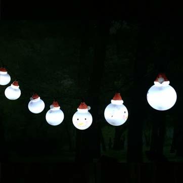 Light String Parti Natal
