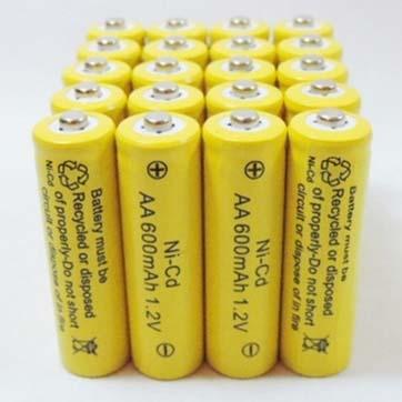 Bateri yang boleh dicas semula