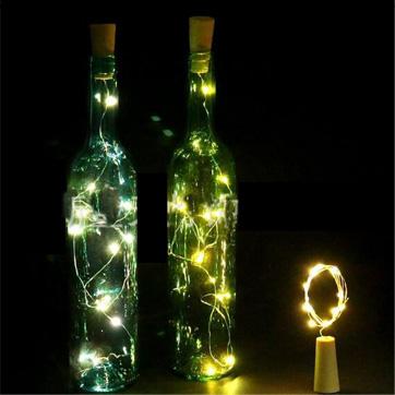 botol gabus String light