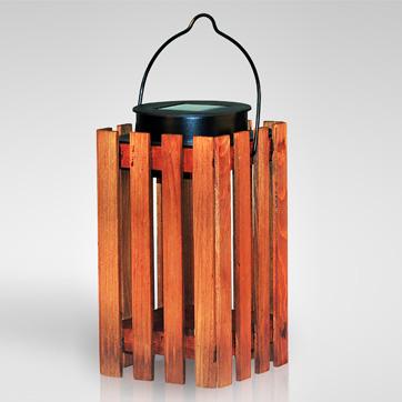 lampu tanglung kayu solar